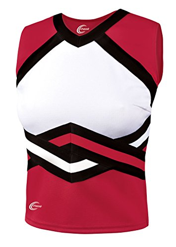 Chassé Contender Shell Top RED/BLK AL