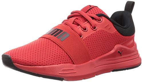 Puma Wired Run, Zapatillas de Running Unisex Adulto, Red, 40 EU