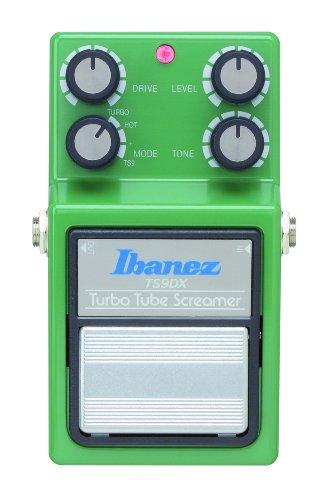 Ibanez Tube Screamer Turbo TS9DX unidad de efectos para guitarras eléctricas con...