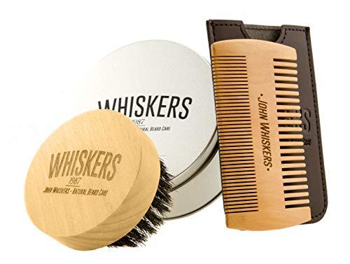 John Whiskers -   Bartbürste und
