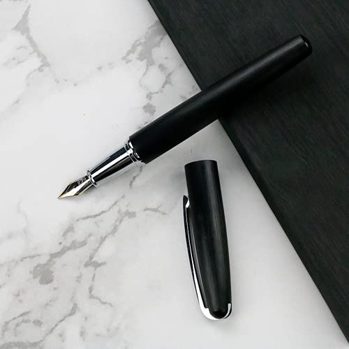 Bolígrafo para oficina de negocios, bolígrafo de caligrafía, bolígrafo de regalo con letras 0,5 bolígrafo de punta brillante