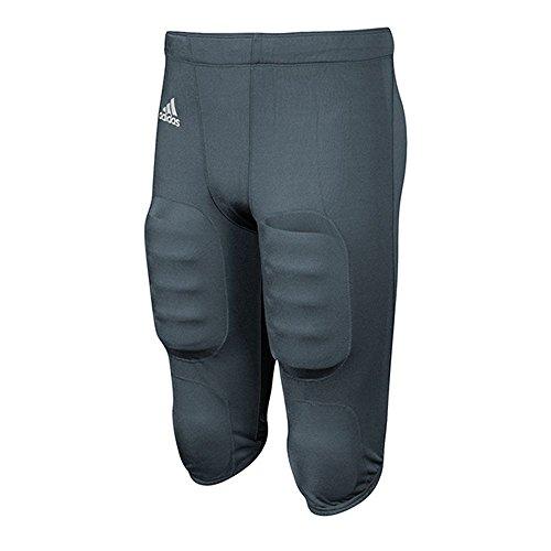 adidas Herren Press Coverage Football Pant Hose, Onix/Weiß, Large
