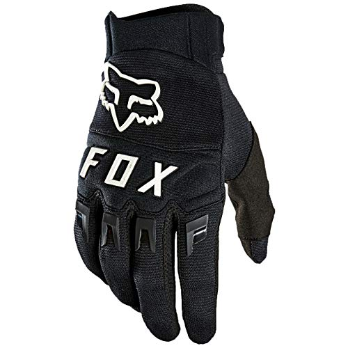Fox Dirtpaw Glove Black/White L
