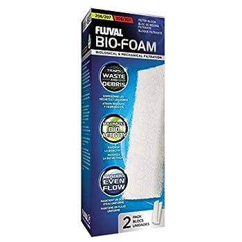 Fluval Foam Filter Block  204/205/306 & 304/305/306 - 2-Pack