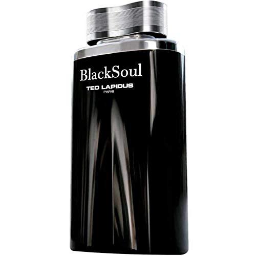 Black Soul de Ted Lapidus Eau de Toilette Vaporisateur 30ml
