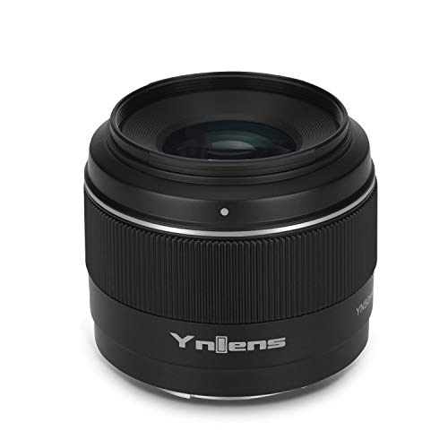 YONGNUO YN50 mm F1.8S Objektiv 50 mm F1.8 große Blende APS-C Standard Prime E-Mount Auto Manueller Fokus AF MF USB für Sony Kameras