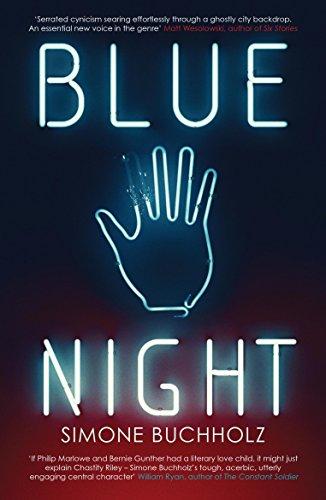 Blue Night (Chastity Riley Book 1) (English Edition)
