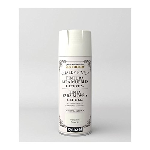 Spray Efecto Tiza Chalk Paint Rust-Oleum Xylazel - 816 Rosa Antiguo
