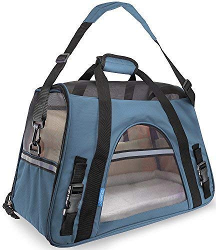 Paws & Pals Airline Approved Pet Carrier - Soft-Sided Carriers for...