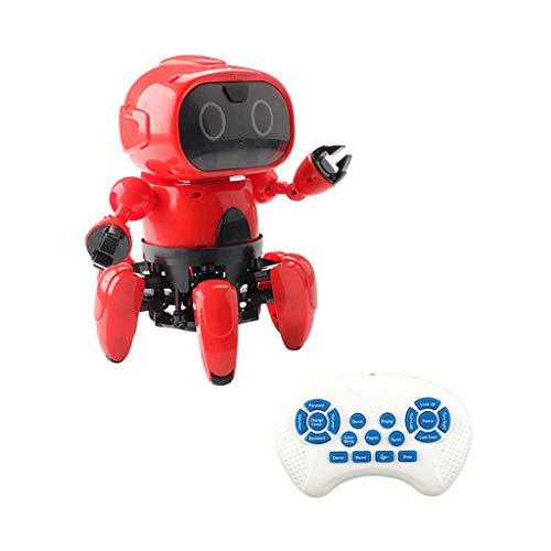 Sulifor Intelligentes RC-Roboter-Spielzeug für Gestenerkennung im Follow-Modus für Infrarot-Hindernisse