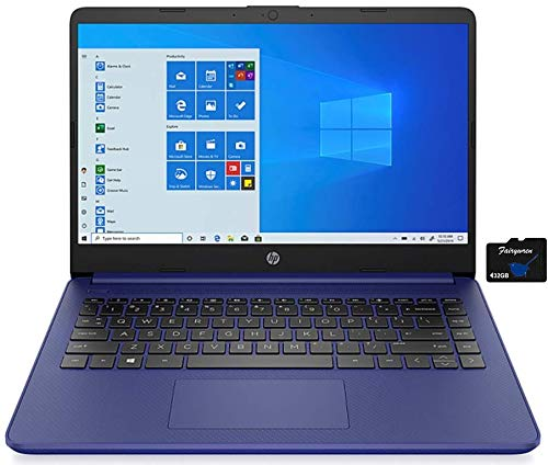2021 HP 14 inch Laptop, AMD 3020e Processor,...