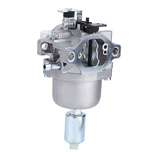 Nimomo Carburador para cortacésped de jardín, Repuesto de carburador para Nikki 697203 para Briggs Straton 795873 Nuevo