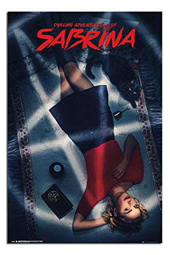 Chilling Adventures of Sabrina Poster Maxi - 91.5 x 61cms (36 x 24 Inches)