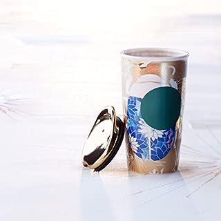 2014 Starbucks Double Wall Traveler DOT Collection 12oz Beetle