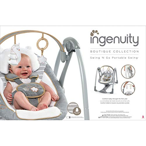 41pMzX+RBmL 10 of the Best Baby Swing for Big Heavy Babies 2021 Review