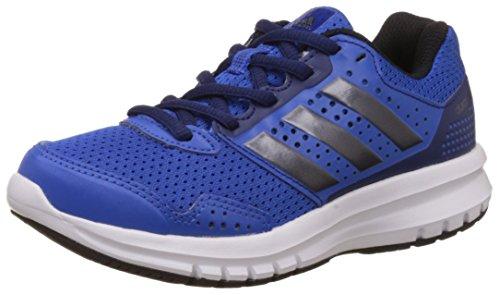 adidas Herren Duramo 7 Sneaker, Blau/Schwarz, 38 2/3 EU