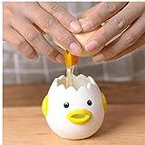Egg il separatore bella Vomito separatore 'uovo di ceramica tuorlo d'uovo separatore Accessori cucina