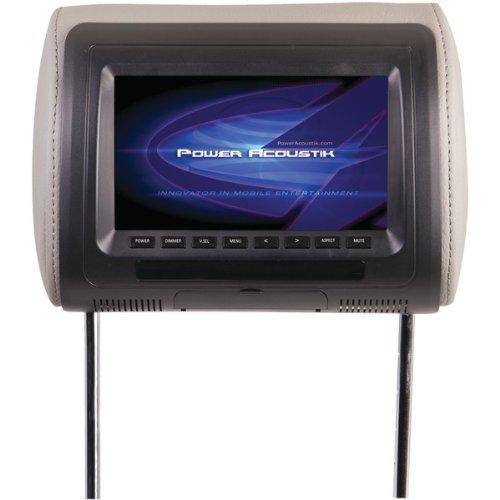 Power Acoustik Universal Headrest Monitor With Ir Transmitter (7)