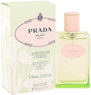 Prada Milano Infusion D'Iris Eau de Parfum Spray Women by Prada 100ml