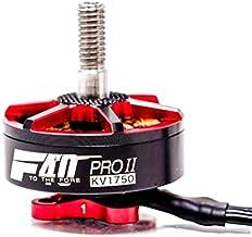 JINHUGU Motor T-F40 Pro II 2306 1750KV 3-6S Rosca CW de Motor sin escobillas for RC FPV Racing Drone Accesorios de Juguete