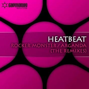 Rocker Monster / Arganda (The Remixes)