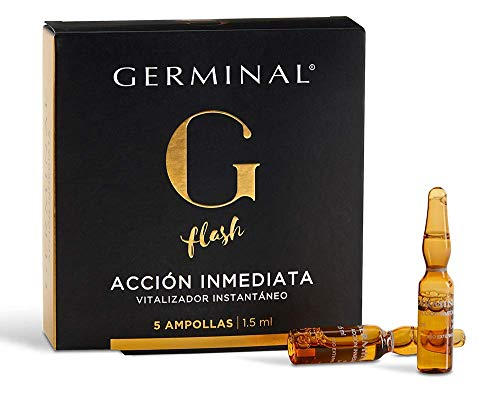 Germinal - Sérum Facial Efecto Flash, Lifting Inmediato, con Proteínas