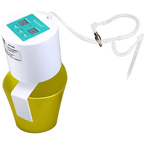 Umora 自動給水器 自動水やり器 水遣り機 鉢植給水器 自動散水システム 散水用具 分量調節 ガーデニング用品 花卉 鉢植え 盆栽