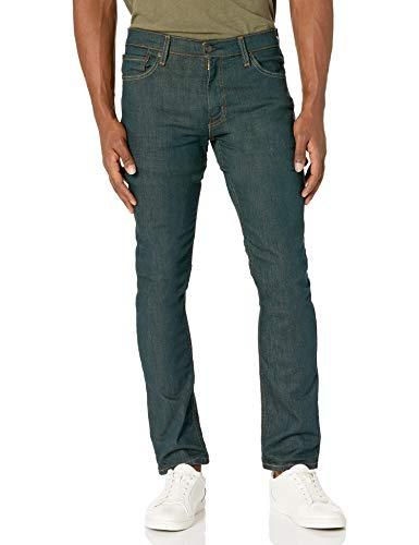 Levi's 511 Slim Fit Jeans, Playa-Stretch, 31W / 34L Uomo