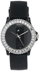 Fastrack Beach Analog Black Dial Women's Watch NM9827PP02 / NL9827PP02,Fastrack,NL9827PP02