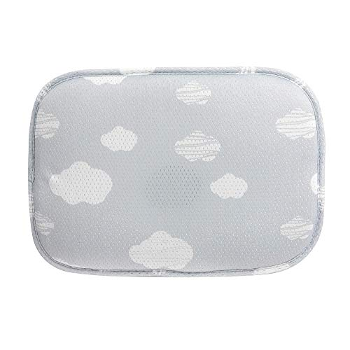 Agibaby Sleep Pillow | Infant, Baby & Toddler Cool Pillow| 3D Mesh (Infant Cloud Design)