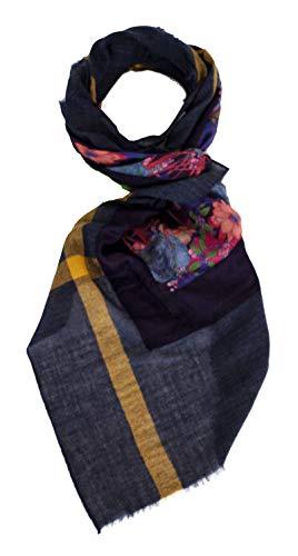 Rubicon SWEET CHILD, Damenschal für den Winter, aus Wolle und Seide für ein angenehmes Tragegefühl in kalten Tagen