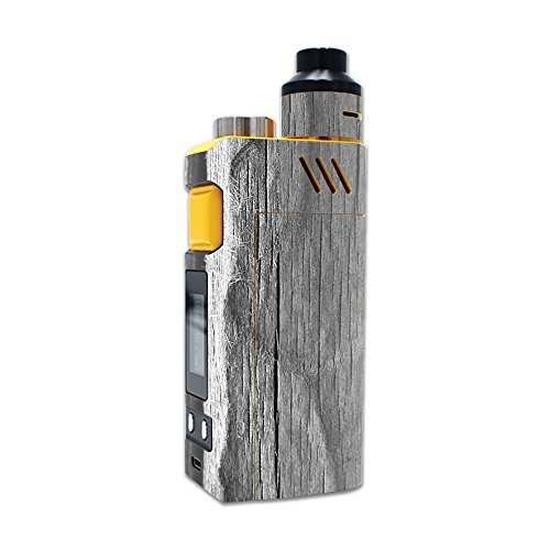 MightySkins Skin Compatible with iJoy RDTA Box 200W – Dead Wood | Protective, Durable, and Unique Vinyl Decal wrap Cover | Easy to Apply, Remove, and Change Styles | Made in The USA