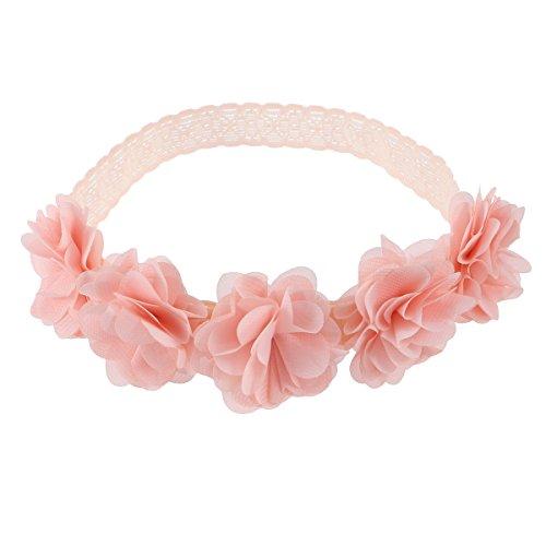OULII Accessori per fascia per capelli con fascia elastica per capelli