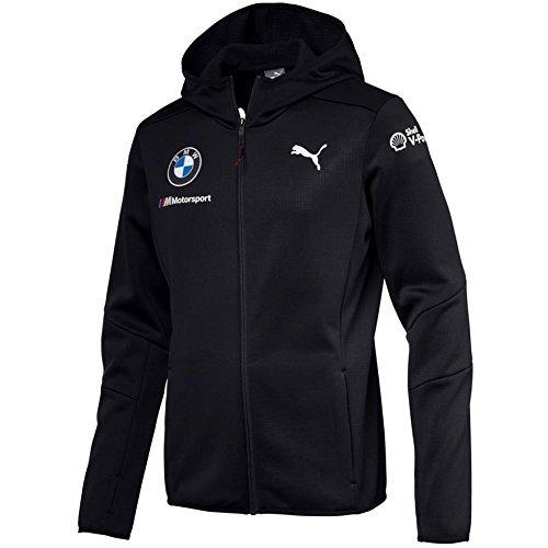 Puma BWM Motorsport Herren Jacke Windbreaker Regenjacke Outdoor Teamline (L)