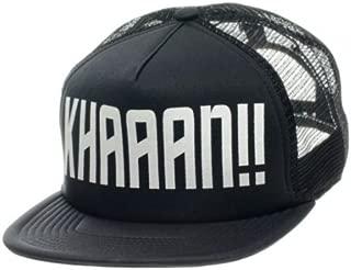STAR TREK KHAAAN!! Mesh Snapback Trucker CAP/ HAT