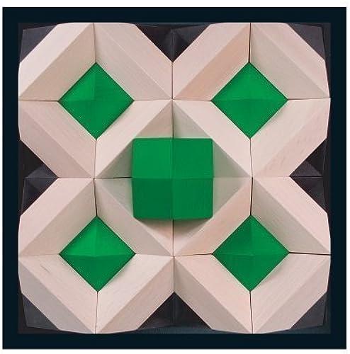 Pyrom Design Blocks (Grün) by Pyrom