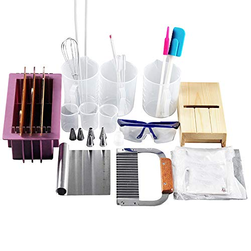 Render Soap Making Kit DIY Handmade Soap Silicone...