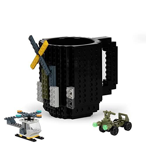 Fun Brick Mug-FUBARBAR Creative Building 12oz Coffee Cup, Build on...