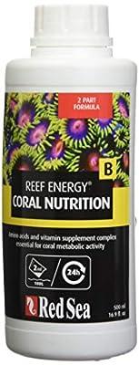 Red Sea Reef Energy B Complexe Organique de Sources d'Energie Dissoutes pour Aquariophilie 500 ML