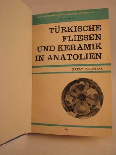 Turkische fliesen und Keramik in Anatolien