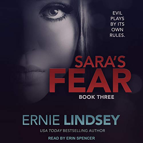 Sara's Fear audiobook cover art