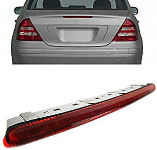 Heart Horse Rear Third Brake Light LED Red for Mercedes Benz C-Class W203 2000 2001 2002 2003 2004 2005 2006 2007