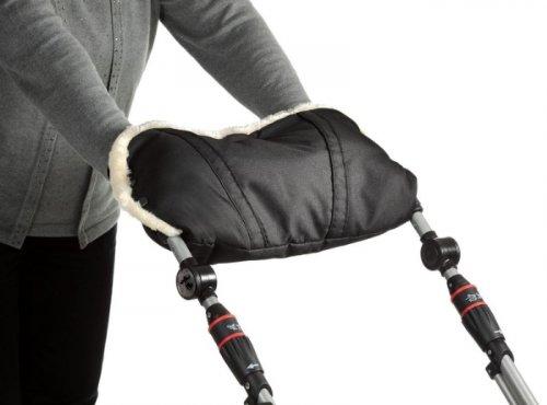 Hartan Handwärmer Arktis SCHWARZ TECHNO für alle Modelle 2011