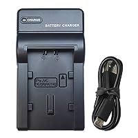 【JC】充電器(USBタイプ) JVC BN-VG107 / BN-VG108 / BN-VG109 / BN-VG114 / BN-VG119 / BN-VG121 / BN-VG129 / BN-VG138 対応