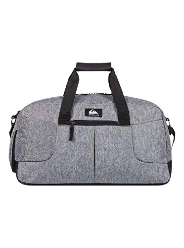 Quiksilver Shelter 43l - Petate Deportivo Mediano para Hombre Sport Bag, Hombre, Light Grey Heather, 1SZ