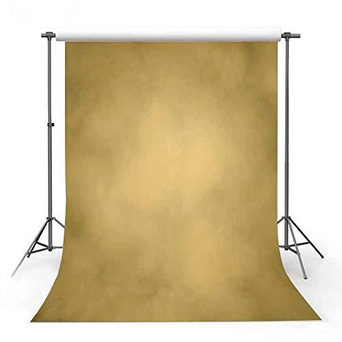 6X10ft Textura Amarilla Fotografía Backdro Vintage Grunge Abstracto Antiguo Maestro Fondo Fotógrafo Retrato Profesional Foto Stand Props KPW-5172