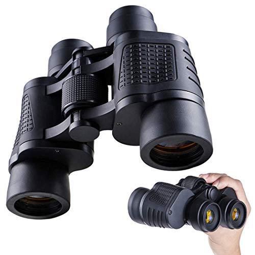 KaiKai Professionelles tragbares Teleskop mit wenig Licht Nacht – High Power Fernglas – wasserdichtes Reiseteleskop für Wildtierbeobachtung Vogelbeobachtung Jagd Camping