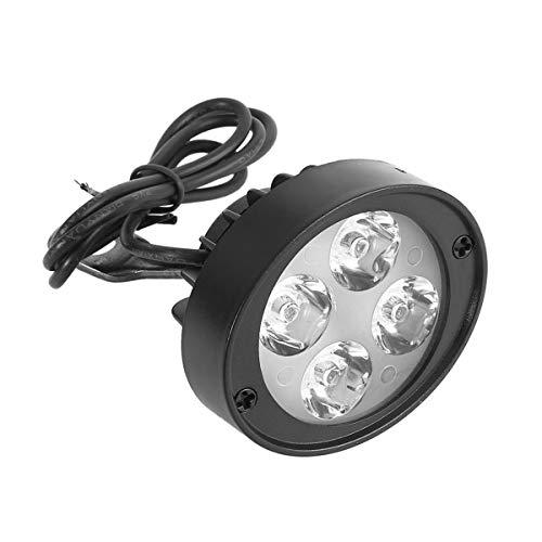 RongDuosi Super Clear 1000LM Motorfiets LED-koplamp scooter fiets spotlight houder voor motorfiets