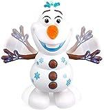WSNFQ Juguete eléctrico del muñeco de Nieve de la música del Baile, Juguete del muñeco de Nieve de la Navidad, Suministros educativos del bebé