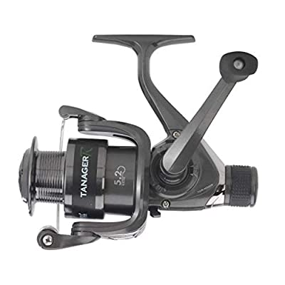 Mitchell Tanager R - 4000 RD Rear Drag Spinning Reel Game/Coarse Fishing Reel from Mitchell